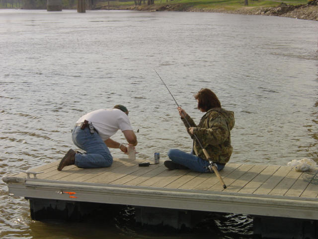 North dakota fishing and hunting photos for Missouri river fishing report south dakota